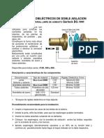 Garlock Juntas Dieléctricas de Doble Aislacion Blue Gard 3000