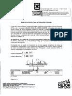 Oficio OAJ-40-816 -17