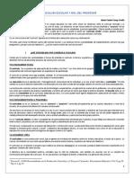 1.1 Curriculum y El Rol Del Profesor