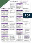 2017-2018 school calendar - revision march 2017  1