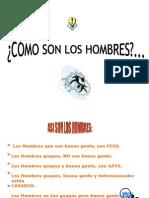 ComosonLosHombres