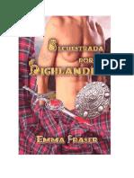 Fraser Emma - Secuestrada Por El Highlander