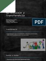 Aprendizaje y Transferencia.pptx