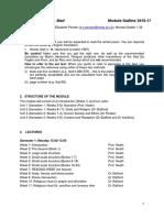 2016-17 CLAS2700 Iliad Module Booklet EEP (3)