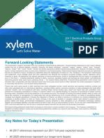 Xylem EPG Presentation FINAL