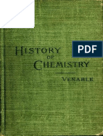 Francis Preston Venable-A Short History of Chemistry