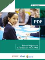 Informe resumen ejecutivo colombia en pisa 2015.pdf
