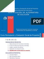 05 Identificación y Definición de Alternativas (2017)