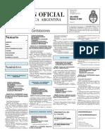 Boletin Oficial 04-08-10 - Tercera Seccion