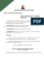064-2014 - Aprova a reformulação curricular do Mestrado em Formação de Professores