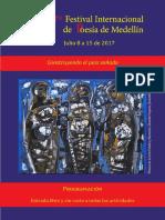 Festival Internacional de Poesía de Medellín 2017
