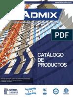 Catalogo Admix Modificado