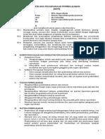 RPP KELAS 9 - 1 (Sistem Reproduksi Manusia)