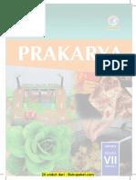 Buku Prakarya Kelas 7 Revisi 2016 Semester 1