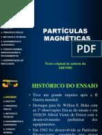 partícula magnética
