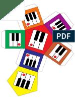 Dado Musical Em PDF