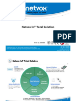 Netvox IoT Total Solution