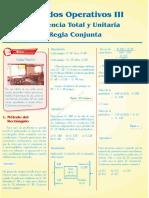 146233618 Sem 5 Metodos Operativos II Diferencia Total y Unitaria Regla Conjunta
