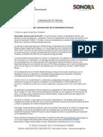 20/07/17 Licitan construcción de la Desaladora Sonora -C.071776