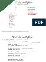 Sockets 2012