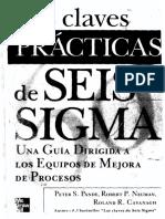 6 Sigmas -Libro