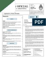 Boletin Oficial 09-08-10 - Primera Seccion
