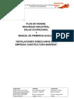 Manual de Seguridad Industrial Constructora Barrera Corregido