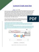 Settings mesin pencari Google aman buat anak.docx