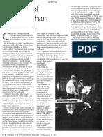 Ian Shanahan - Aspects of Ian Shanahan {Article} OCR