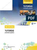Manual de Tutorias