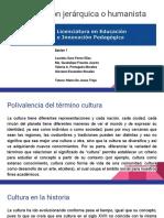 Concepción Jerárquica o Humanista (1)