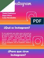Presentacion Instagram