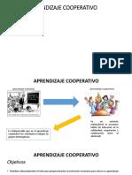 Aprendizaje Cooperativo Sin Video