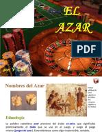 El Azar - Publicacion