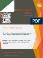 metodo cientifico clinico