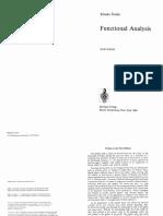 Yoshida K. - Functional Analysis (Springer, 1980)(256s)