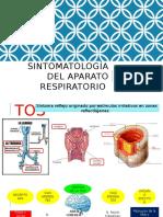 Sintomatología Del Aparato Respiratorio