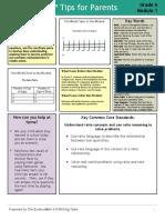 eureka math grade 6 module 1 tips for parents