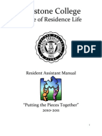 RA Manual 2010