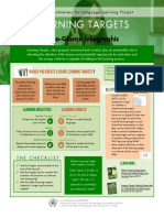 advancelearning learningtargets infographic 4