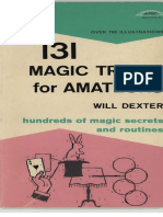131 Magic Tricks for Amateurs.pdf