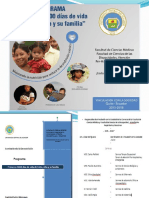 Preesentacion 1000 Docentes Estudiantes Proyecto de Medicina Febrero 2017