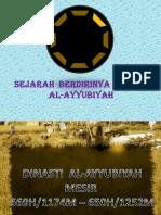 Dinasti Al-Ayyubiyyah