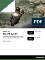Z750R