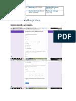 MV UI. Actividad 1. La Encuesta en Google Docs.