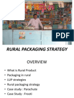 Rural Packaging Strategy