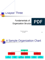 OB-23 Ch03-Fundamentals of Organization Structure