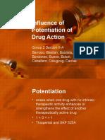Grp 1 - Potentiation