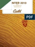 2010 Guild Usdom Colorpricelist