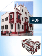 About of Building